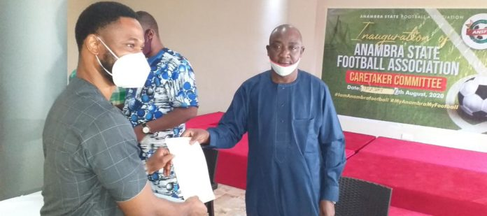 Okeke Resigns As Anambra FA Caretaker Committee Boss
