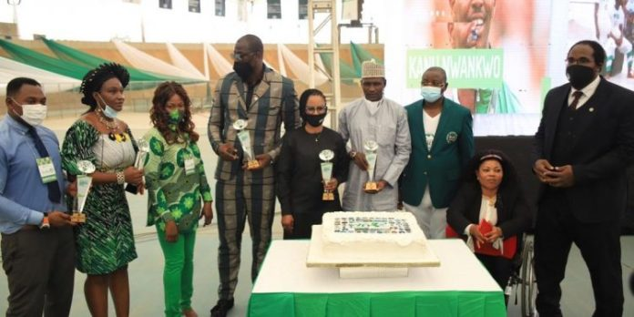Okocha, Kanu, Chukwu, Ajunwa make 60 sports icons list