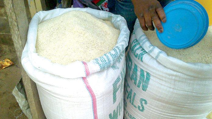 Price of garri soars in Enugu major market