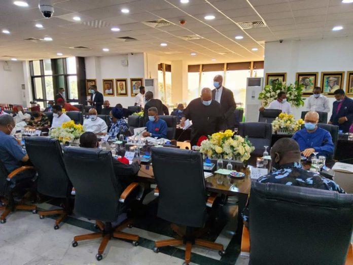 Southeast Leaders Meeting In Enugu Enters 2nd Day