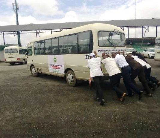 Take Your Buses Back - Imo Workers To Uzodinma