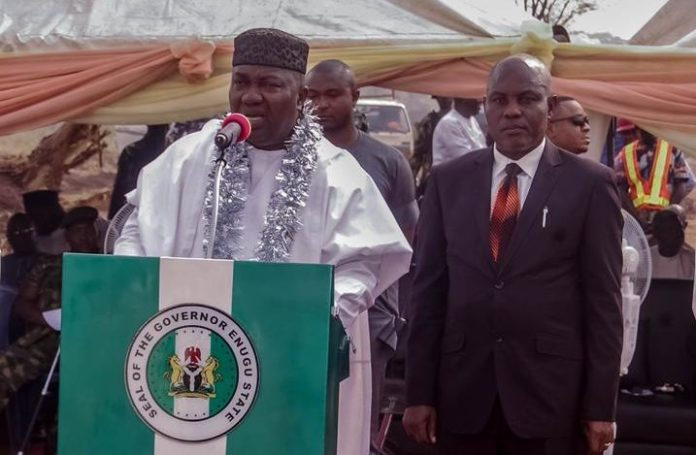 Ugwuanyi Inaugurates Multiple School Projects In Enugu
