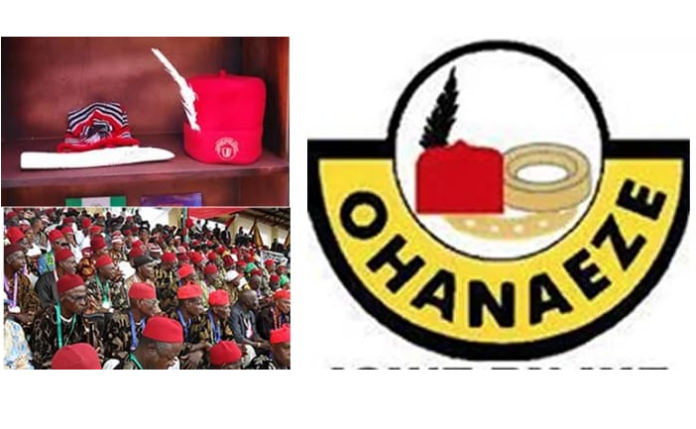 We Prefer A United Nigeria - Ohaneze Youth