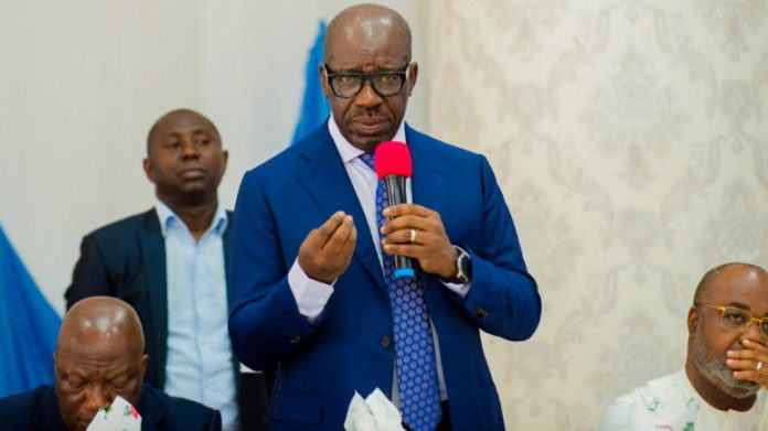 Obaseki Dissolves Cabinet Ahead Of 2nd Term Inauguration