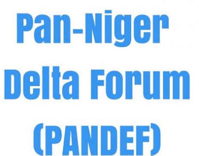 Federal Government Has No Regard For Niger Deltans - PANDEF