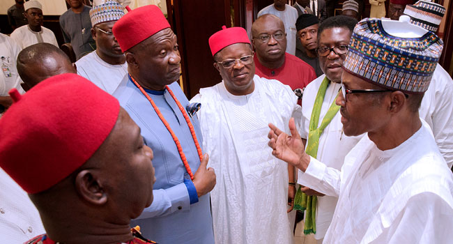 South East Leaders: We're In For One Nigeria