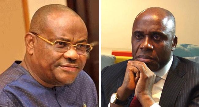 'You're Immature, Can't Pressurise Buhari' - Amaechi To Wike