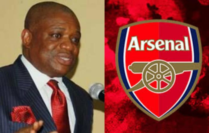 Senator Orji Uzor Kalu To Buy Arsenal FC With 35% Stakes