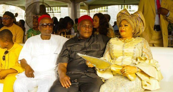 Innoson's Daughter, Chinazom Chukwuma Weds Chijioke Anaeto