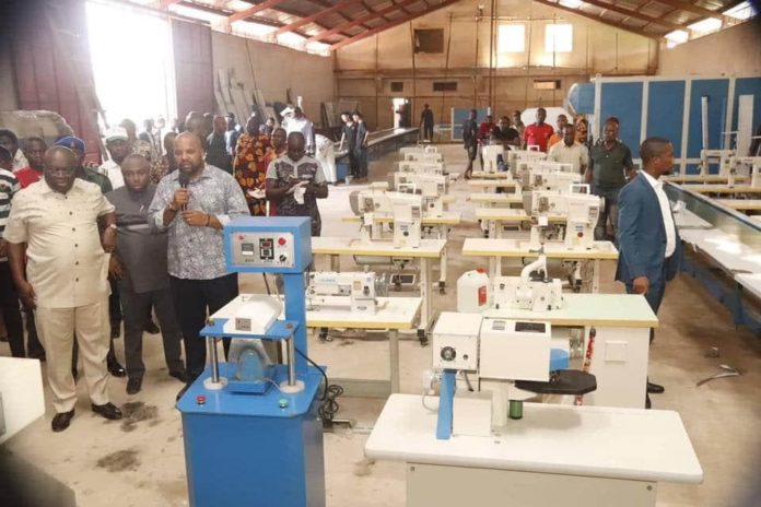 Aba Shoe Factory Begins Mass Production Today