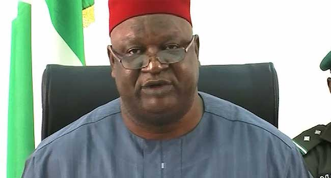 Anyim's Letter Is Just Petty - Acting Ebonyi APC Chairman