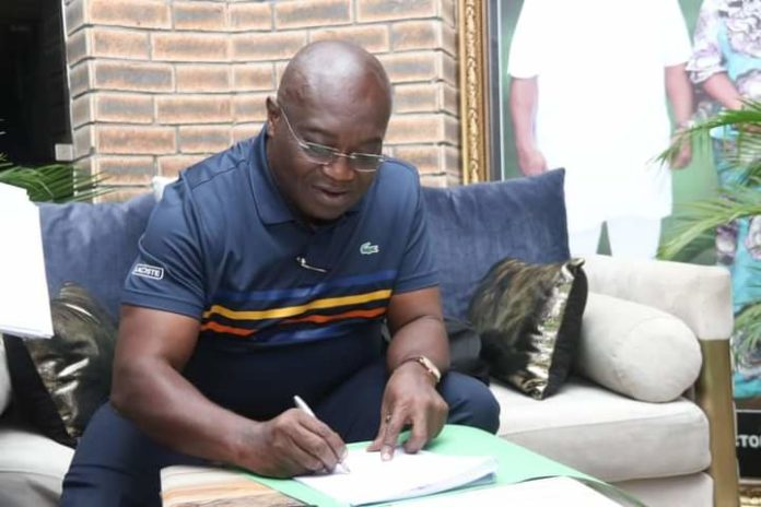 Gov Ikpeazu dissolves Abia Local Government Service Commission