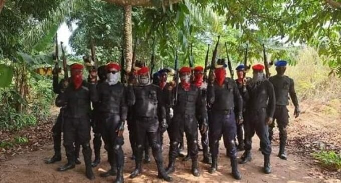 Eastern Security Network Illegal - Igbo Professional Group