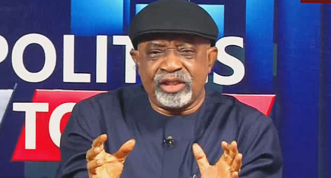 You Are Killing Democracy – Ngige Blasts Anambra Govt