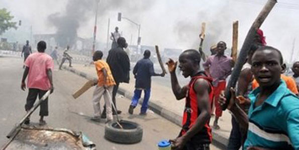 Things Get Bloody As Igbo Traders, Yoruba Youths Clash In Akure