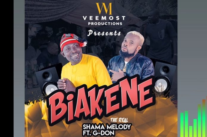 Shama Meldoy Releases New Single 'Biakene' With G-Don
