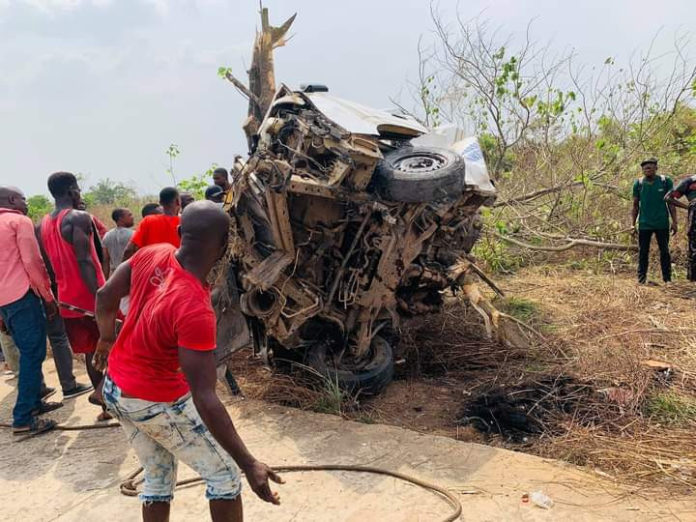 3 Die In Accident On Port Harcourt-Ebonyi Road