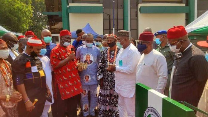 Ekweremadu, Enugu West Leaders Pledge Support For Ugwuanyi