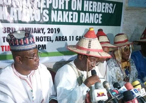 'No Herdsman Was Chased Out Of Ebonyi' - Miyetti Allah