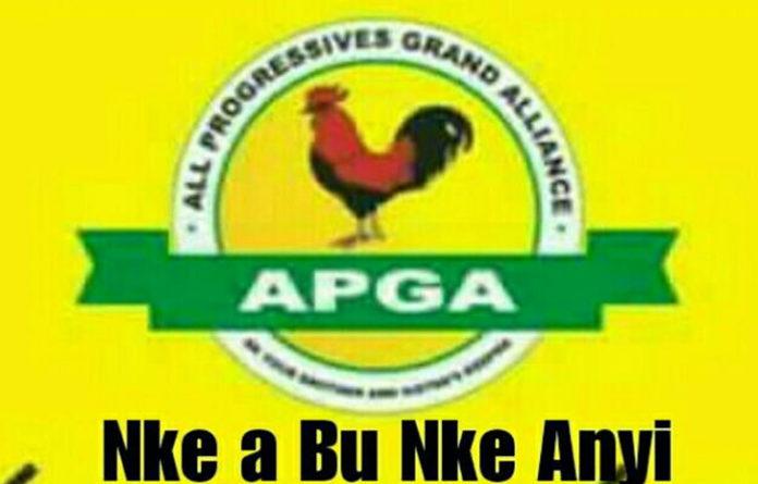 Anambra 2021 APGA Intensifies Plans To Retain Agu Awka