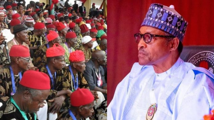 Consider Igbo For IGP, Ohanaeze General Assembly Asks Buhari