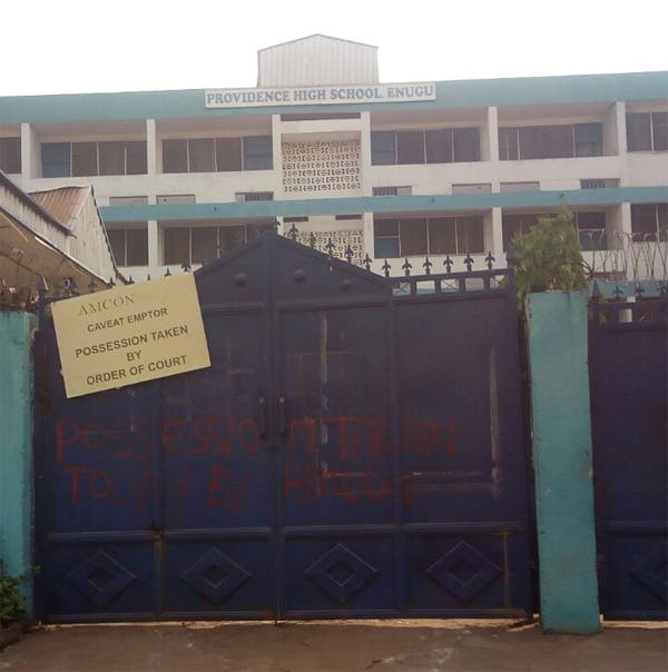 Enugu Female Students Still Under Confinement By AMCON