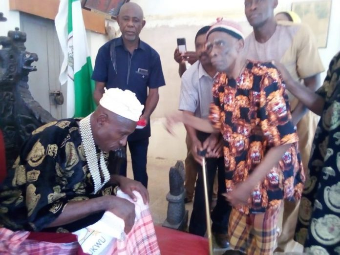 Ajali Anambra Town Gets King 15 Years After Stool Vacant