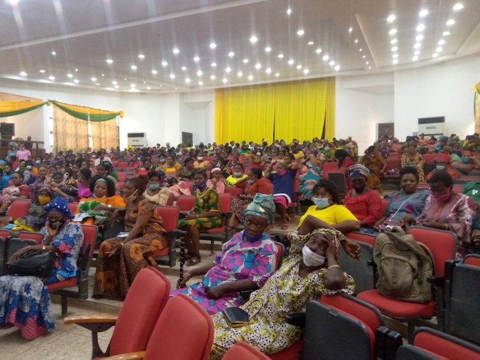 FG Disburses ₦56M To 2,800 Indigent Women In Anambra