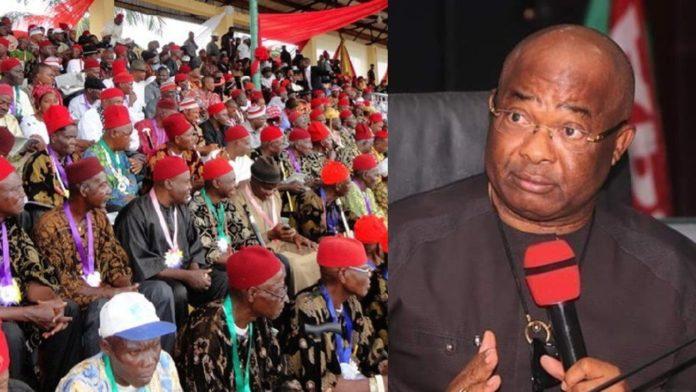 Imo Ohanaeze Ndigbo Condemns Killings In Orlu