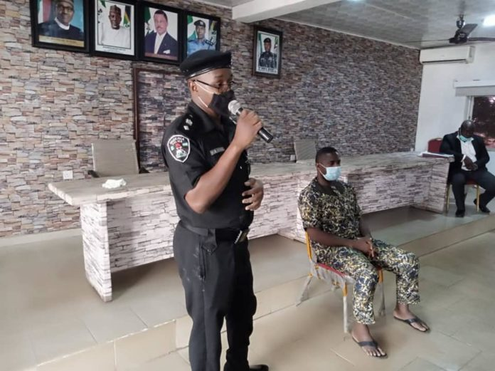 Man Arrested For Malicious Publication Against Anambra Govt.