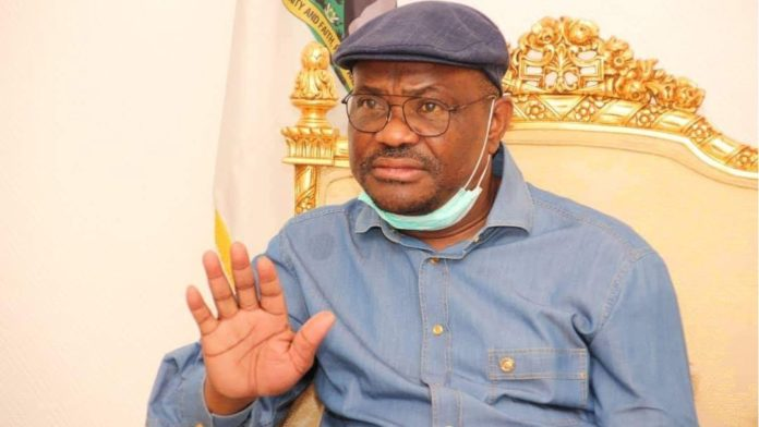 Mischief Makers Behind Presidential Campaign Posters - Wike
