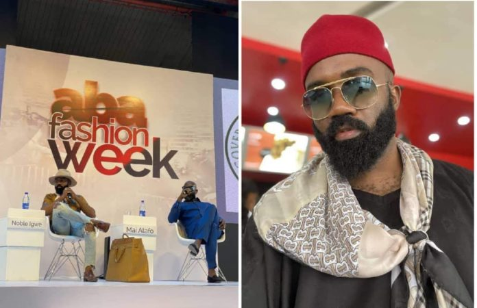 Noble Igwe Appointed Made-In-Aba Ambassaor