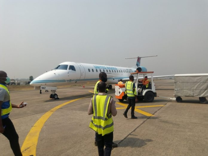 United Nigerian Airline Makes Enugu Its Operation Base