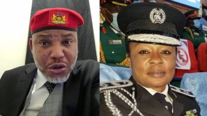 You Better Resign Than Arrest Igboho, Nnamdi Kanu Warns Oyo CP