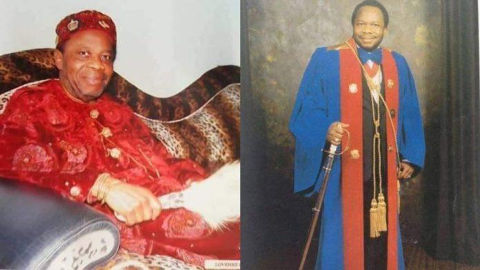 Abia Deputy Gov, Okochukwu Mourns Eze Enweremadu At 77