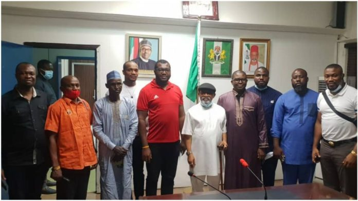 Arthur Eze's Kinsmen Storm Ngige's Office After Release