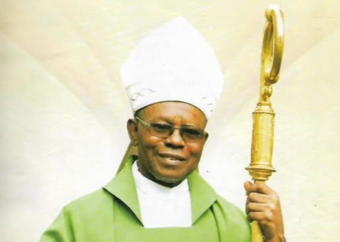 Catholic Bishop Meets Umahi, Anyim, Egwu Over Political Crisis