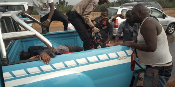 Agony As 2 Babies, 4 Others Die In Delta Road Crash