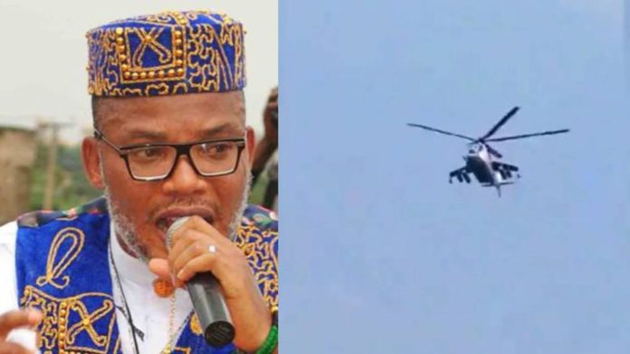 Air Strikes 'They Have Brought The War Upon Us' - IPOB