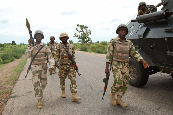 Orlu: Army Disowns Video Of Its Operations In Imo