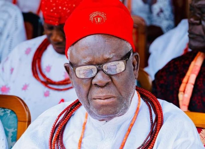 COVID-19 Okowa Announces Private Burial Plans For Late Dad