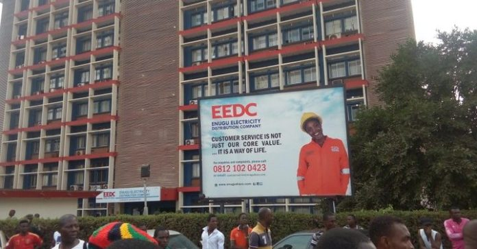 EEDC Abia Residents Protest 'Outrageous' Electricity Bills