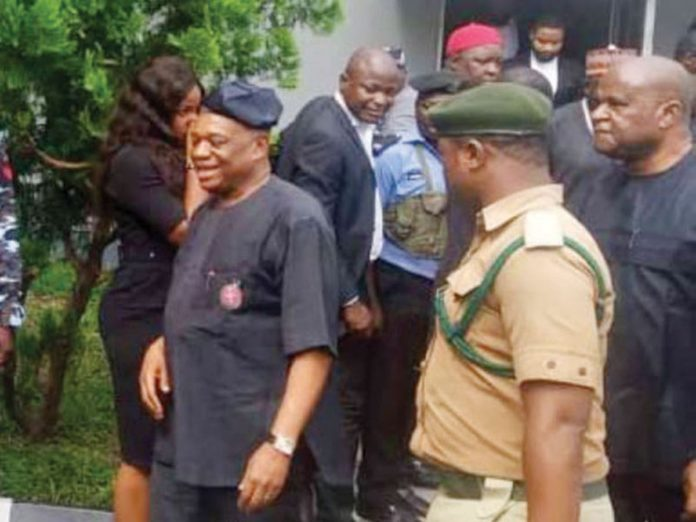 EFCC To Re-Arraign Orji Kalu For Fraud Eight Months After