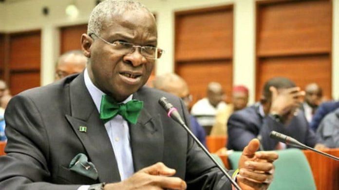 Enugu-PH Highway Would Be Ready By July – Fashola