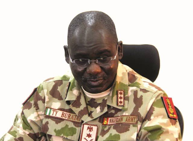 Families Of Secretly Executed Igbo Soldiers Drag Buratai To ICC