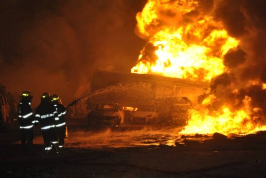 Fire Guts Goods Worth Over N35m In Aba