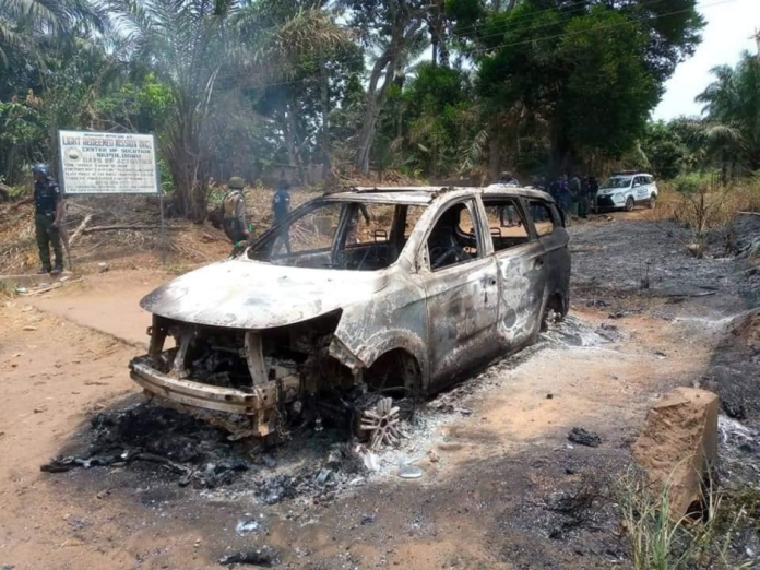 Gunmen Kill 2 Policemen On Patrol, Steal Rifles In Anambra