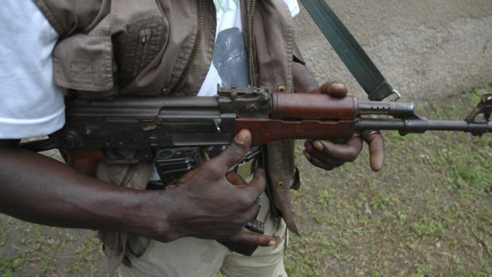 Gunmen Kill Two Police Officers In Delta, Cart Away Weapons