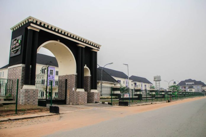 Imo Govt. Takes Over Estate Allegedly Owned By Okoroha's Wife