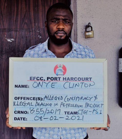 Man Jailed Five Years For Illegal Dealing In Oil Products In Rivers